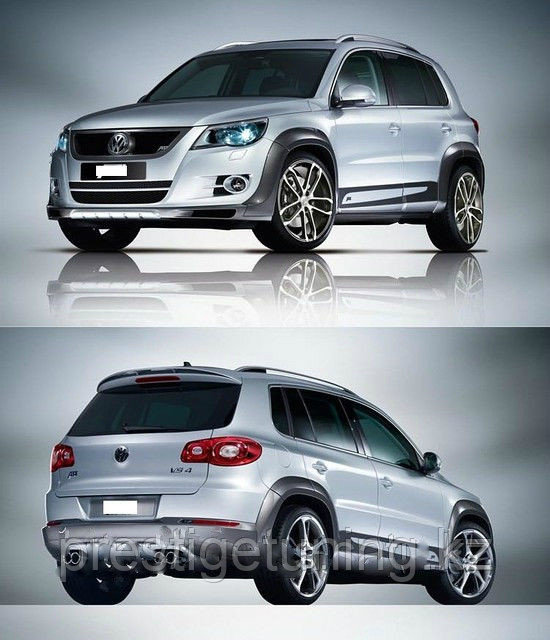 Обвес ABT style на VW Tiguan