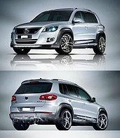 Обвес ABT style на VW Tiguan, фото 1