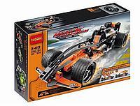 """Конструктор Decool 3413 (аналог Lego Technic 42026) """"Черный гоночный болид"""", 137 дет , фото 1"""