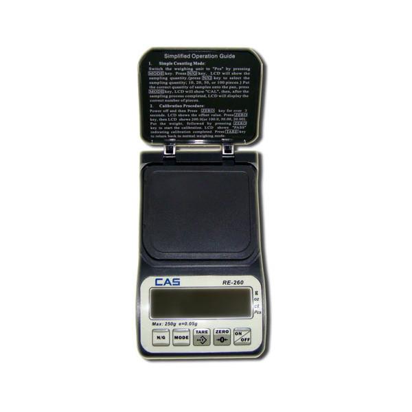 Лабораторные весы (карманные) RE-260