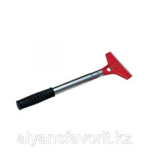 Скребок для чистки пола и окна с удлинённой ручкой