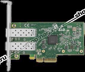 Сетевая карта 2 порта 1000Base-X (SFP, Intel i350AM2), Silicom PE2G2SFPi35