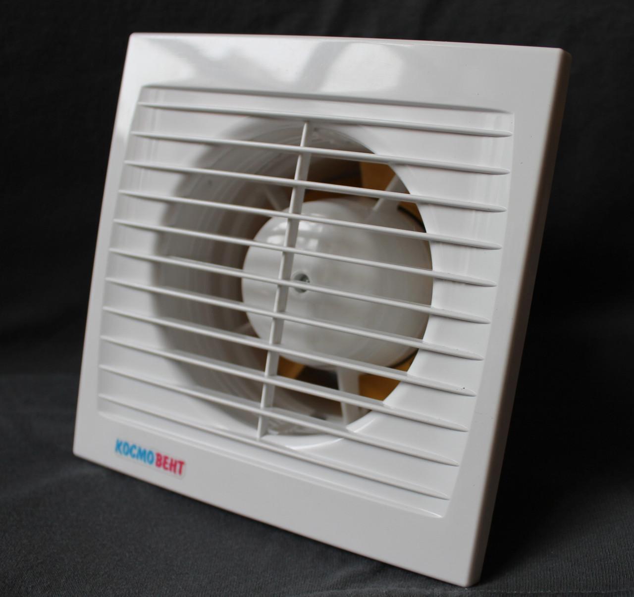 Вентилятор осевой диам.125 без В/К
