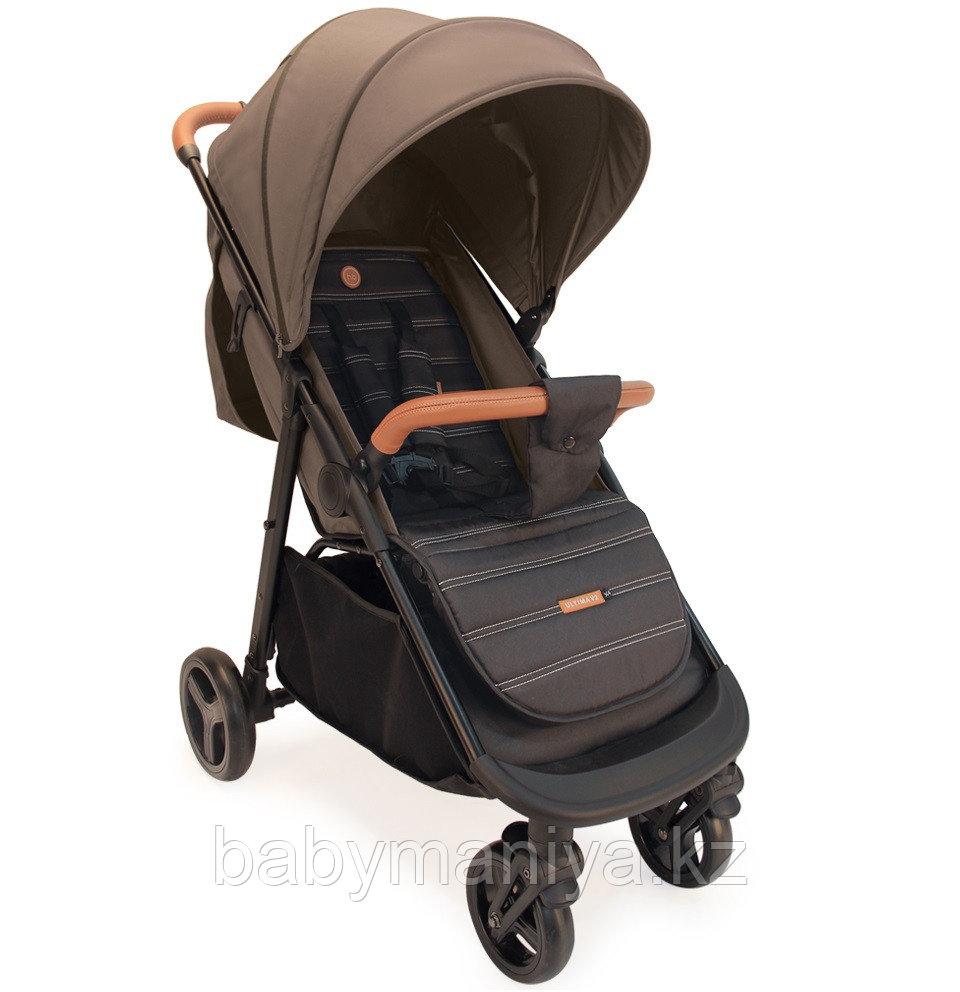 Коляска Happy Baby Ultima V2 X4 Brown