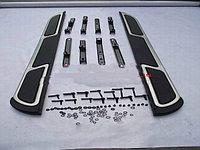 Родные пороги / подножки на VW Touareg 2010-2012