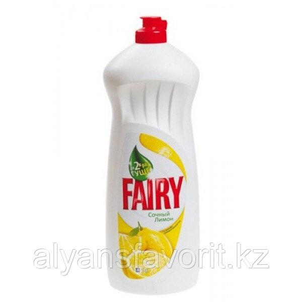 Fairy - средство для мытья посуды.1 литр. РФ