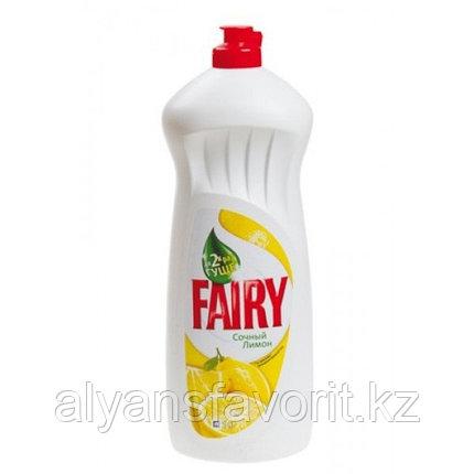 Fairy - средство для мытья посуды.1 литр. РФ, фото 2