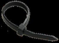 Хомут кабельный Хкн 3,6х350мм нейлон черный (100шт) IEK