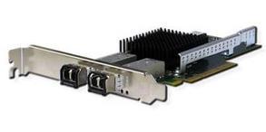 Сетевая карта 2 порта 1000Base-X/10GBase-X (SFP+, Intel X710BM2), Silicom PE310G2i71-XR