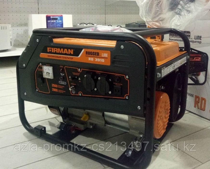 Генератор бензиновый RD3910 Firman
