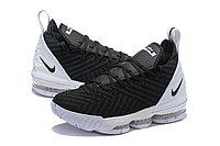 """Кроссовки Nike Lebron 16 """"Black/White"""" XVI (40-46), фото 2"""