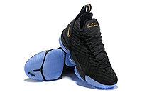 "Кроссовки Nike Lebron 16 ""Black/Gold"" XVI (40-46), фото 3"