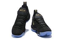 "Кроссовки Nike Lebron 16 ""Black/Gold"" XVI (40-46), фото 4"