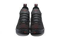"Кроссовки Nike Lebron 16 ""Black/Red"" XVI (36-46), фото 4"