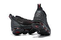 "Кроссовки Nike Lebron 16 ""Black/Red"" XVI (36-46), фото 6"