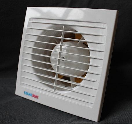 Вентилятор осевой диам.100 с В/К, фото 2