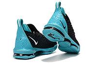 "Кроссовки Nike Lebron 16 ""Black/Jade"" XVI (40-46), фото 3"