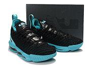 "Кроссовки Nike Lebron 16 ""Black/Jade"" XVI (40-46), фото 5"