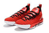"Кроссовки Nike Lebron 16 ""Red/White"" XVI (36-46), фото 2"