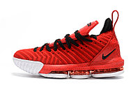 "Кроссовки Nike Lebron 16 ""Red/White"" XVI (36-46), фото 3"