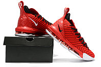 "Кроссовки Nike Lebron 16 ""Red/White"" XVI (36-46), фото 5"
