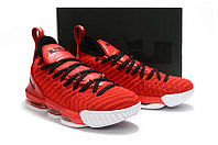 "Кроссовки Nike Lebron 16 ""Red/White"" XVI (36-46), фото 6"