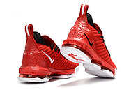 "Кроссовки Nike Lebron 16 ""Red/White"" XVI (36-46), фото 4"