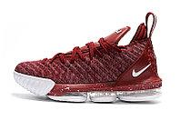 "Кроссовки Nike Lebron 16 ""Vine Red"" XVI (36-46), фото 3"