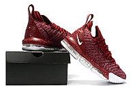 "Кроссовки Nike Lebron 16 ""Vine Red"" XVI (36-46), фото 5"