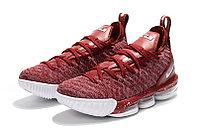 "Кроссовки Nike Lebron 16 ""Vine Red"" XVI (36-46), фото 2"