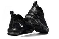 """Кроссовки Nike Lebron 16 """"Black/Grey"""" XVI (40-46), фото 4"""