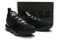 """Кроссовки Nike Lebron 16 """"Black/Grey"""" XVI (40-46), фото 6"""
