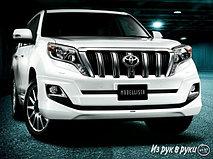 Toyota Land Cruiser Prado 150 2014-17