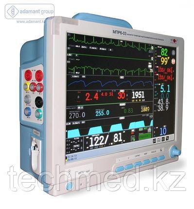 Монитор прикроватный МПР 6-03 «Тритон» анестезиологический с функцией 2 ИАД, фото 2