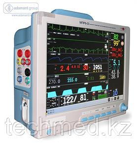 Монитор прикроватный МПР 6-03 «Тритон» анестезиологический с функцией 2 ИАД