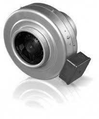 Вентилятор ВКМ - 200 Металлический корпус (2700 об./мин, 885 м3/час)
