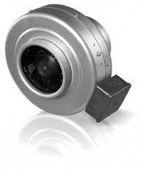 Вентилятор ВКМ - 100 Металлический корпус (2500 об./мин, 250 м3/час)