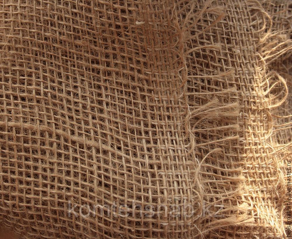 Ткань упаковочная (мешковина)пл.192г\м2 шир 110см