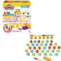 """Hasbro Play-Doh C3581 Игровой набор """"Буквы и языки"""""""