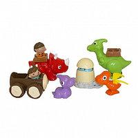 Игровой набор - Дино парк с фигурками