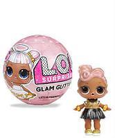 Куклы LOL Surprise Glam Glitter