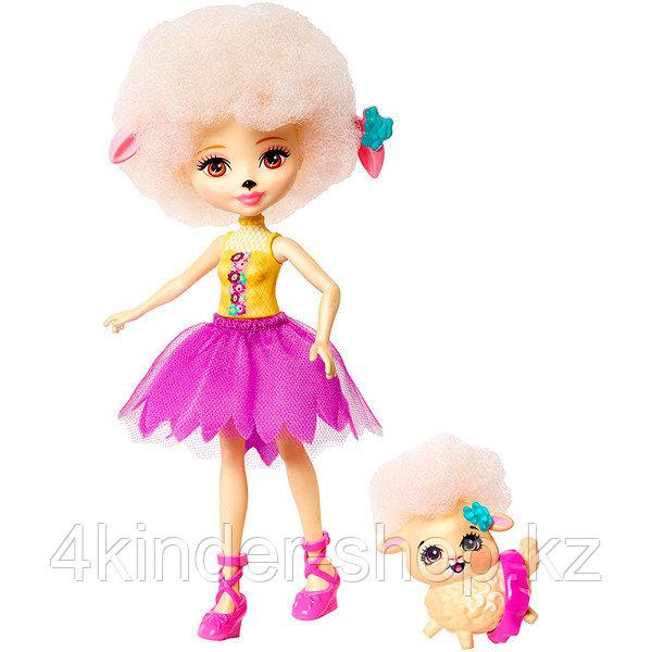 """Mattel Enchantimals FRH55 Набор из трех кукол """"Волшебные балерины"""" - фото 7"""