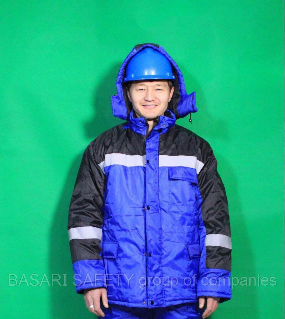 Зимняя рабочая одежда, Костюм рабочий зимний, Спецодежда зимняя утепленная
