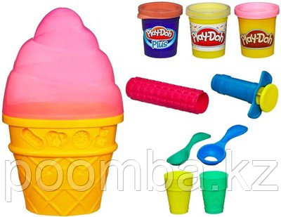 """Игровой набор """"Контейнер с мороженым"""" Play-Doh"""