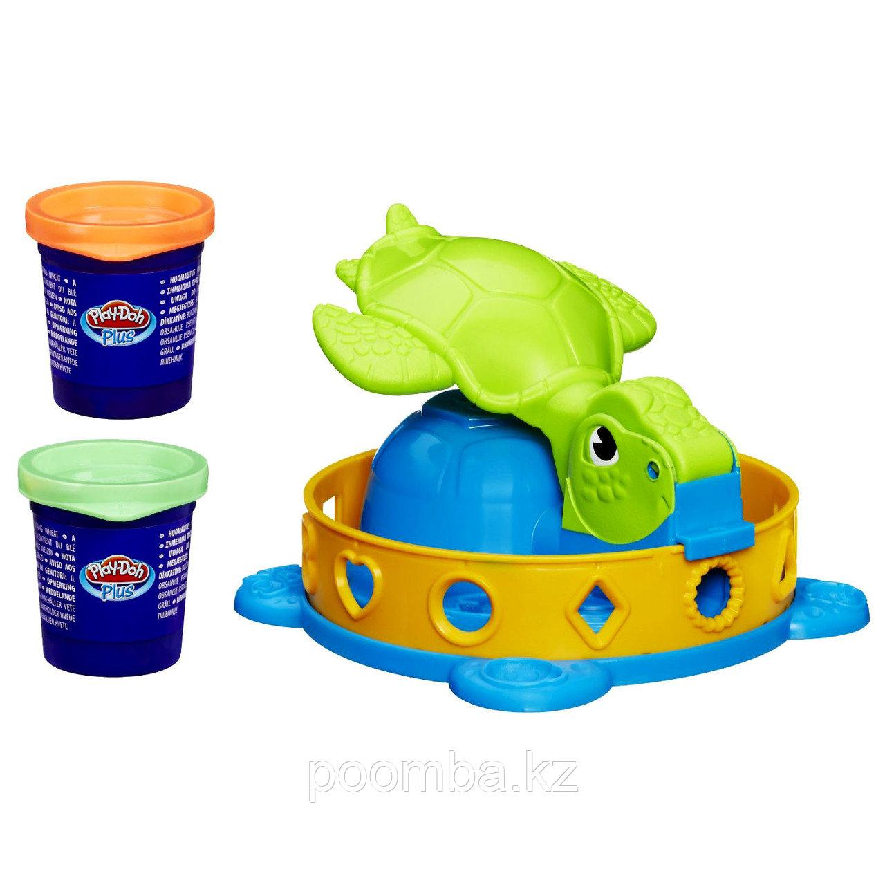 "Набор Play-Doh - ""Забавная черепашка"""