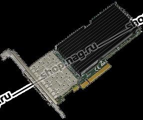 Сетевая карта 4 порта 1000Base-X/10GBase-X (SFP+, Intel 82599ES), Silicom PE310G4SPi9LA-XR