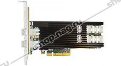Сетевая карта 2 порта 10GBase-LR Bypass (LC, Intel 82599ES), Silicom PE210G2BPI9-LR-SD