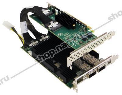 Сетевая карта 2 порта 40G/100GBaseX Content Director (QSFP28, Intel FM10840)
