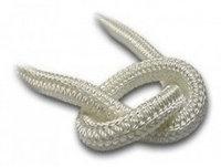 Фал капроновый, силовой (ПА 8-прядный с сердечником)
