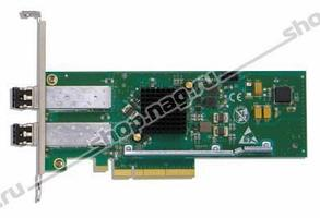 Сетевая карта 2 порта 25GBase-X (SFP28/zSFP+, Broadcom BCM57304), Silicom PE325G2SPB34-XR